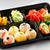 弁当箱 · ダイエット · 食品 · シーフード · 野菜 · 魚 - ストックフォト © johnkasawa