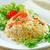 sült · rizs · zöldségek · vacsora · ázsiai · kínai - stock fotó © johnkasawa
