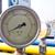 escala · pressão · alto · oleoduto · indústria · industrial - foto stock © JohnKasawa