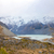 hooker lake in early autumn mt cook valleys southern alps mounta stock photo © johnkasawa