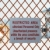 a security sign outside a restricted area stock photo © johnkwan