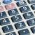 Close up view of an electronic calculator  stock photo © johnkwan