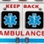 An ambulance concepts of emergency ambulatory care stock photo © johnkwan