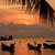 palm · boten · tropisch · strand · Thailand · eiland · boom - stockfoto © johnnychaos