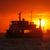 big boat at sunset  stock photo © johny007pan