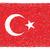 bandiera · Turchia · illustrazione · texture · luna - foto d'archivio © jomaplaon