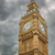 Big Ben against a grey, cloudy sky stock photo © Joningall