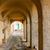arches at algajola in corsica stock photo © joningall