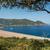 пляж · Корсика · Запад · побережье · лодках · синий - Сток-фото © Joningall