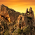 закат · Запад · побережье · Корсика · драматический · небе - Сток-фото © joningall