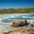 ビーチ · アンダルシア · 地域 · マラガ · 自然 · 青 - ストックフォト © joningall