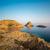 красный · пород · Маяк · Корсика · регион - Сток-фото © Joningall