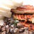 鶏 · クリーム · ソース · 魚 · 乳がん - ストックフォト © jonnysek
