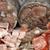 domuz · ahşap · gıda · kırmızı · beyaz - stok fotoğraf © jonnysek