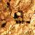 dourado · mineral · malaquita · isolado · branco · parede - foto stock © jonnysek
