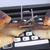 caracol · teclado · grande · marrón · blanco · negocios - foto stock © jonnysek