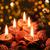 christmas candles stock photo © jonnysek
