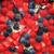 maliny · słodkie · skupić · front · owoców - zdjęcia stock © jonnysek