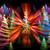 Рождества · лес · темно · ночь · дизайна · фон - Сток-фото © jonnysek
