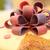różowy · baby · ciasto · dekoracji · szczegóły · kwiat - zdjęcia stock © jonnysek