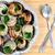 французский · саду · зеленый · обеда · вилка - Сток-фото © jonnysek