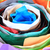color paper roll background stock photo © jonnysek