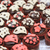 desserts · geïsoleerd · witte · chocolade · vruchten - stockfoto © jonnysek