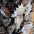 kum · kabukları · güzel · yaz · güneş · çerçeve - stok fotoğraf © jonnysek