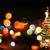 рождественская · елка · цвета · рождество · фары · фон · зима - Сток-фото © jonnysek