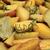 primer · plano · ternera · frito · patatas · vidrio · fondo - foto stock © jonnysek