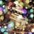 kolorowy · choinka · zamazany · płatki · śniegu · drzewo · streszczenie - zdjęcia stock © jonnysek