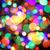 vacances · résumé · vert · jaune · lumières · peuvent - photo stock © jonnysek