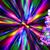 arbre · de · noël · beaucoup · couleurs · sombre · lumière · hiver - photo stock © jonnysek