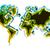 world map stock photo © jonnysek