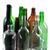 pusty · szkła · butelki · odizolowany · przezroczysty - zdjęcia stock © jonnysek