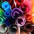 cor · papel · variedade · abstrato · projeto · verde - foto stock © jonnysek