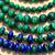 malaquita · mineral · pormenor · verde · textura - foto stock © jonnysek