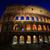 Colosseum · Róma · éjszaka · Olaszország · égbolt · kék - stock fotó © joruba