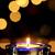 キャンドル · 燃焼 · 光 · 斑 · 火災 · 黒 - ストックフォト © joruba