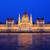 Parliament of Budapest, Hungary at night stock photo © joruba