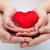 couple holding red heart stock photo © joseph73