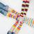 dzieci · kolorowy · skarpetki · piętrze - zdjęcia stock © joseph73