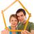 para · model · domu · ręce - zdjęcia stock © joseph73