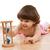 Little girl with sand glass stock photo © joseph73