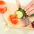 friss · zöldségek · fából · készült · vágódeszka · friss · nyers · egészséges - stock fotó © joseph73