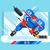 carácter · protección · palo · atleta · skate - foto stock © jossdiim