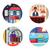 colección · sesenta · iconos · viaje · casa - foto stock © jossdiim