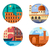 Venise · Voyage · Italie · symbole · signe · ville - photo stock © jossdiim