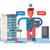 スペシャリスト · ネットワーク · 技術 · コンピュータ · 情報 · 電子 - ストックフォト © jossdiim