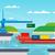 scheepvaart · levering · logistiek · boom - stockfoto © jossdiim